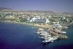 Hai quả tên lửa bắn trúng khu nghỉ mát Eilat của Israel