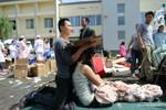 Video: Hiện trường động đất mạnh tấn công Tứ Xuyên, Trung Quốc