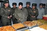 """Yonhap: Triều Tiên """"vác rá xin gạo"""" Mông Cổ"""