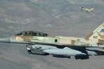 F-16 Israel bắn hạ một máy bay không người lái từ Li-băng