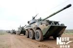 Chosun: Trung Quốc tập kết binh hỏa lực sát biên giới Triều Tiên