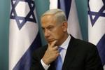 """Thủ tướng Israel yêu cầu các Bộ trưởng """"giữ mồm giữ miệng"""""""