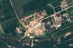 Triều Tiên chuẩn bị khởi động một lò phản ứng xây dựng mới