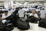Trung Quốc từ chối thuê 53 ngàn công nhân Triều Tiên ở Kaesong