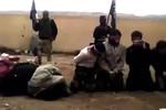 Phiến quân Syria tung video cảnh hành quyết 11 binh sĩ chính phủ