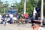 Đánh bom tự sát sát trụ sở Bộ Nội vụ Nga tại Dagestan