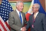 Mỹ tái khẳng định hỗ trợ quân sự cho Philippines bên lề Shangri-La