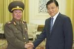 Trung Quốc đã cố thuyết phục Triều Tiên từ bỏ hạt nhân