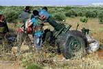 Phiến quân Syria gây áp lực đòi Mỹ viện trợ quân sự