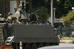 Li Băng triệt phá hầm vũ khí ở Sidon của nhóm chống chính phủ Syria