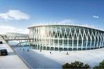 Cận cảnh thiết kế sân bay quốc tế mới 200 triệu USD của Triều Tiên