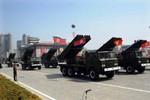 Triều Tiên kéo rocket đa nòng cỡ lớn ra biên giới, Seoul vào tầm ngắm