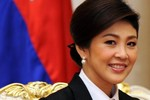 Thủ tướng Thái Lan Yingluck Shinawatra kiêm chức Bộ trưởng Quốc phòng