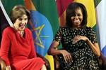 Vợ Obama: Nhà Trắng như một nhà tù đẹp