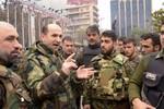 Quân đội Syria tuyên bố giành chiến thắng lớn tại Homs
