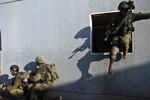 Quân đội Israel huấn luyện kỹ năng chiến đấu chống Hezbollah