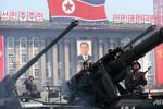 Triều Tiên huy động nhiều tên lửa chuẩn bị diễu binh quy mô lớn
