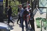 Ảnh: Móc túi lộng hành trên đường phố Paris