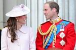 """Vơ hoàng tử Anh nhập viện chuẩn bị sinh """"hoàng nhi"""""""