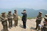 Lở đất tấn công khu trượt tuyết đẳng cấp quốc tế của Triều Tiên