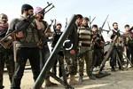 Phiến quân Syria bắt 200 người Kurd làm con tin