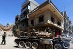 Video: Phe Assad tấn công giải phóng nốt phần còn lại của Homs