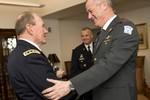 Tướng Dempsey thăm Israel hội đàm về Iran, Syria