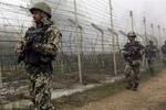 Lính Pakistan đột kích bắn chết 5 binh sĩ Ấn Độ tại biên giới Kashmir