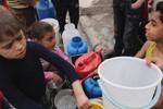 Phiến quân chiếm nguồn cung cấp nước của thành phố Aleppo