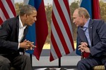Moscow thất vọng trước quyết định của Obama hủy chuyến thăm Nga