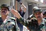 Bộ trưởng QP Syria: Truy quét các chiến binh nước ngoài trên toàn quốc