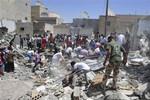 Quân đội Syria tấn công giành giật lại các ngôi làng tại quê Assad