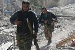 Phiến quân al-Qaeda tấn công thị trấn chiến lược của người Kurd Syria