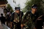 Video: Phiến quân tấn công quân đội Syria gần biên giới Israel