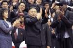 Dennis Rodman tới thăm Triều Tiên lần thứ 2 trong năm