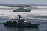 Ý điều 2 tàu chiến tới gần Syria