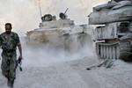 Các nước láng giềng nghĩ gì về Assad và cuộc tấn công của Mỹ?