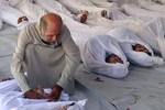 Anh đã bán hóa chất dùng sản xuất khí sarin cho Syria