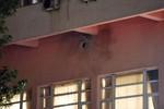 Ba tên lửa tấn công trụ sở cảnh sát ở thủ đô Thổ Nhĩ Kỳ
