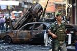 Quân đội Li-băng điều 800 binh sĩ tới thành trì Hezbollah