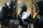 Interfax: Ả Rập Saudi đứng sau vụ tấn công hóa học ở Syria