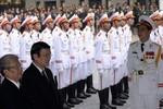Báo Ấn Độ: Tang lễ Tướng Giáp ở quy mô chưa từng có, chỉ sau Bác Hồ