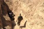 Israel phát hiện hệ thống đường hầm bí mật của Hamas từ Gaza