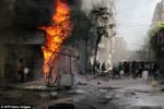 Người dân thị trấn bị quân đội Syria vây hãm gửi thư kêu cứu