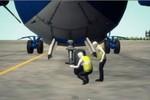 Video: Báo Malaysia tái hiện thời điểm máy bay VNA rơi lốp
