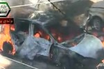 Video: Đánh bom xe gần thủ đô Damascus, hơn 40 người thiệt mạng