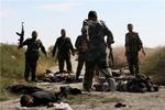 Phe Assad giết 200 chiến binh nổi dậy Syria tại Idlib