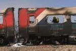 Yonhap: Tàu hỏa Triều Tiên chở thiết bị quân sự bốc cháy