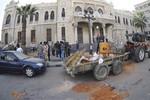Video: Đánh bom tại Damascus gây thương vong lớn