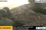Video: Quân đội Syria đánh chiếm 3 thị trấn chiến lược từ phiến quân